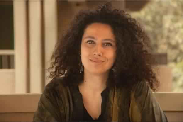 Egyptian director Nada Ryadh