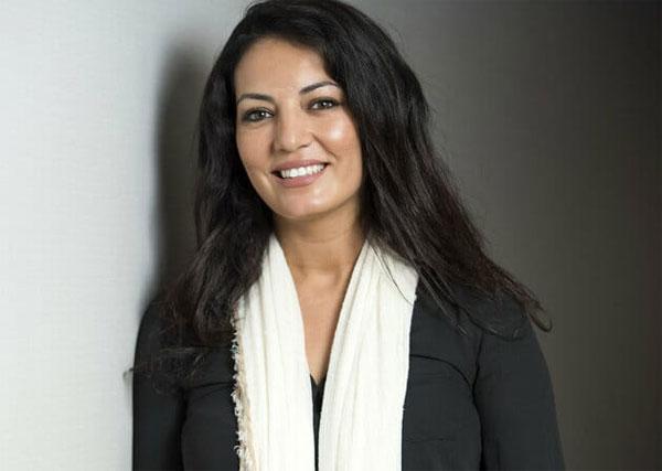 Moroccan director Maryam Touzani