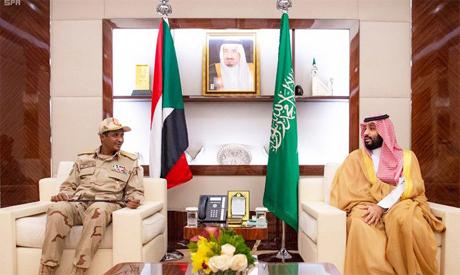 Sudan - Saudi meeting