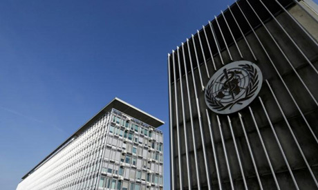 The headquarters of the World Health Organization (WHO) in Geneva, Switzerland (REUTERS)