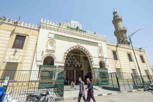Al-Sayeda Nafisa Mosque