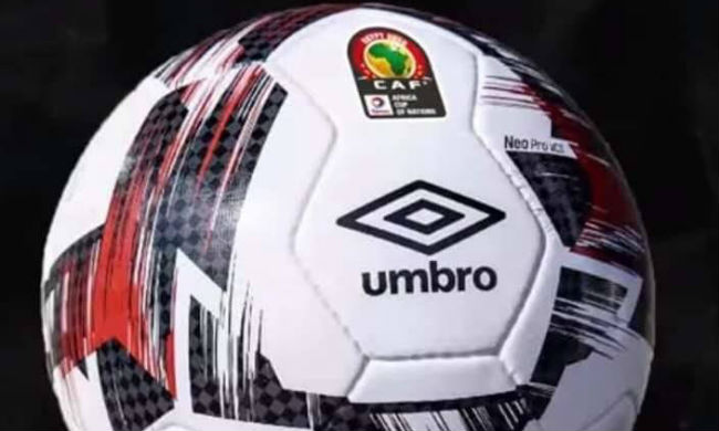 4b1d327620b Video: CAF unveils official match ball for African Nations Cup ...