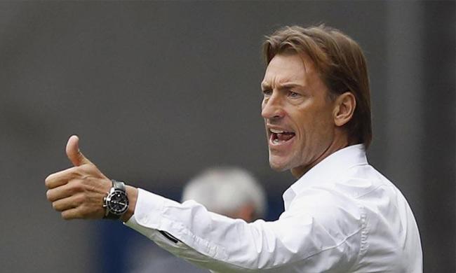 Morocco coach Hervé Renard (Reuters)