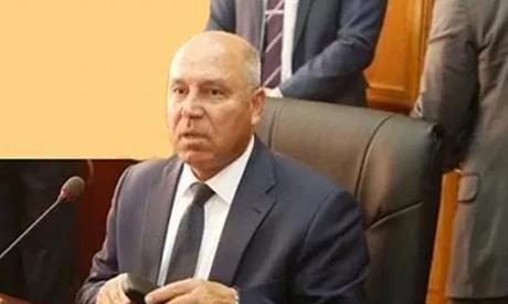 Minister of Transport Kamel El-Wazir