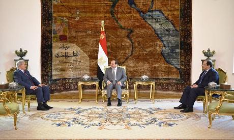 Sisi and Haftar