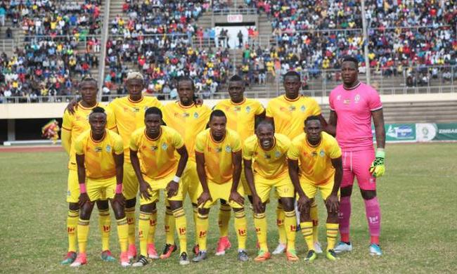 Zimbabwe 2019 AFCON