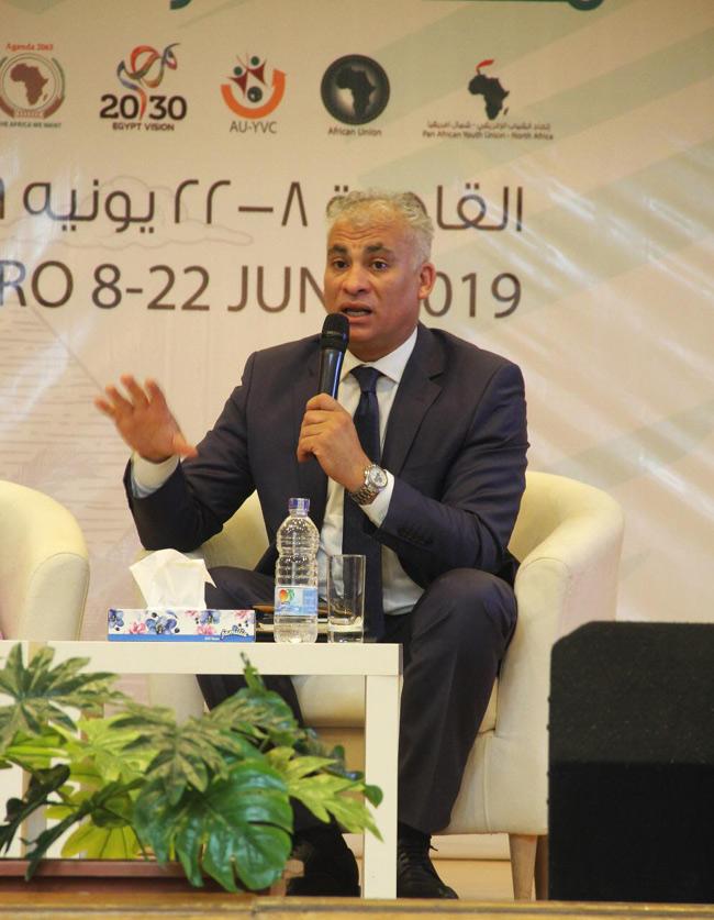 Nasser Fellowship event