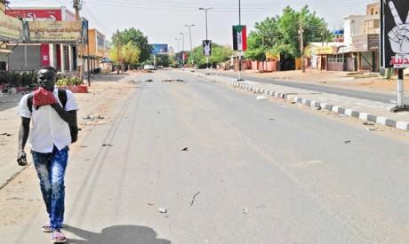 Civil disobedience in Sudan