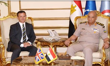 Egyptian defense minister