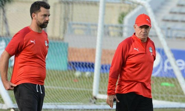 Assistant coach Garcia