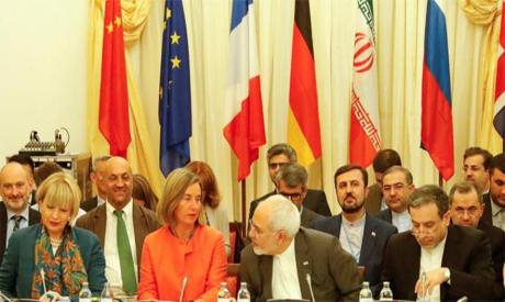 EU Iran talks