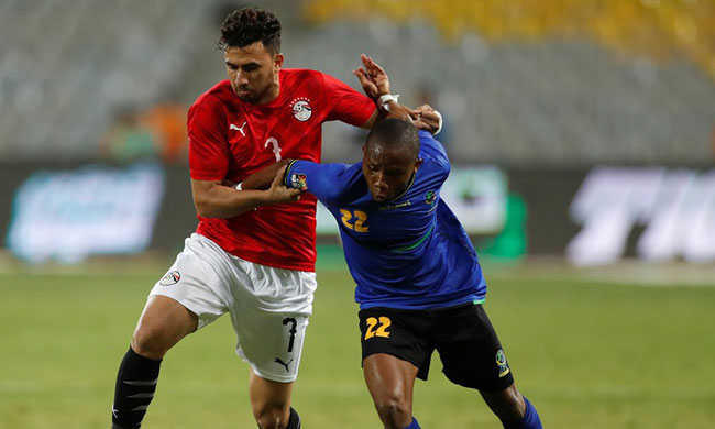 Soccer Football - International Friendly - Egypt v Tanzania - Borg El Arab, Alexandria, Egypt - June