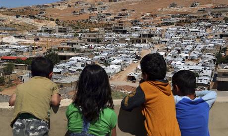 Lebanese children