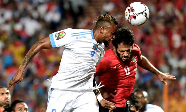 Egypt v DR Congo