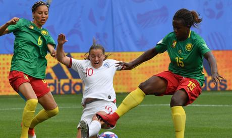 Cameroon v England