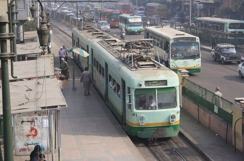 Cairo Tram