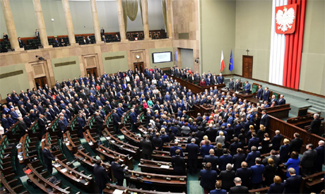 Poland's parliament