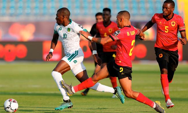 Mauritania v Angola