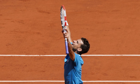 Nadal looks to take French Open dominance into SW19
