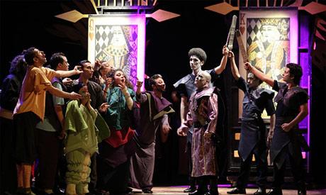 Opera Bent Arabi