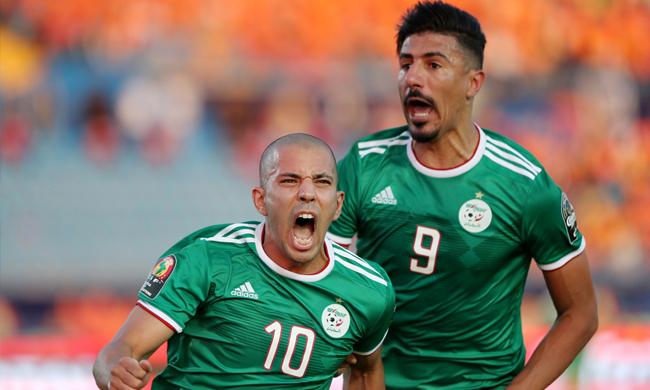 Image result for Algeria beat ivory coast