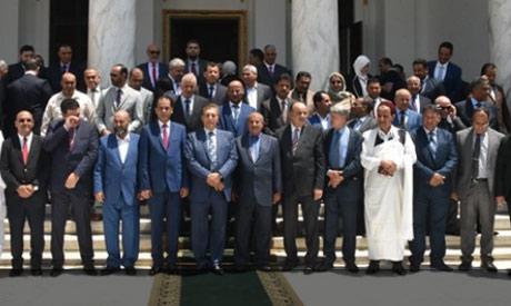 Libyan MPs