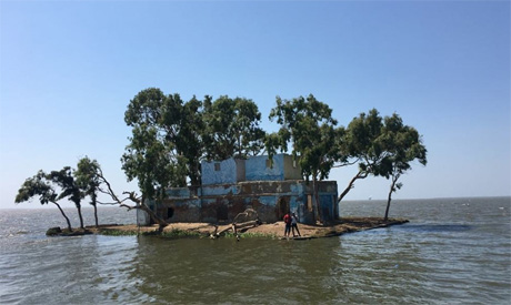 Shakhloba Island