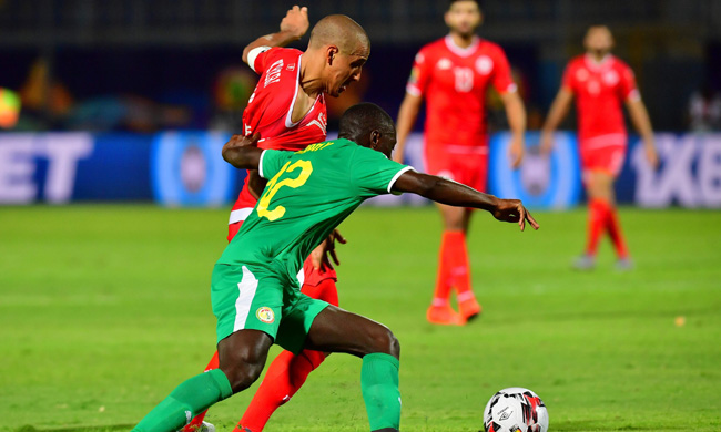 Image result for Youssouf Sabaly afcon