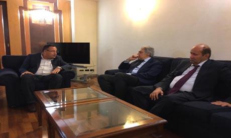 Alexandria-Genoa meeting