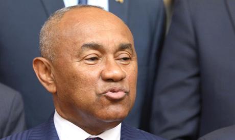 African Football Confederation (CAF) President, Ahmad Ahmad (Reuters)