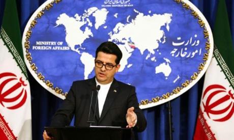 Iran foreign ministry spokesman Abbas Mousavi (AFP)
