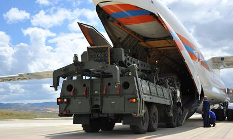 S-400s arrive to Turkey