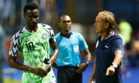 Nigeria captain Obi Mikel announces international retirement