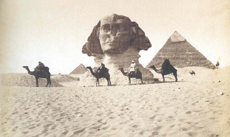 Flaubert on the Nile