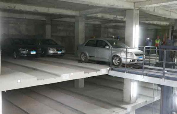 Roxy garage