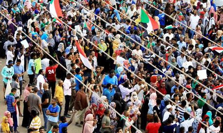 Pressure for agreement on Sudan