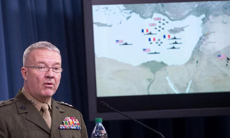 Director of US Joint Staff, Lieutenant General Kenneth McKenzie