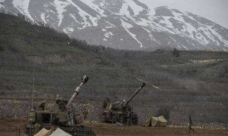 Israel-Syria Borders