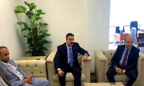 Saudi-Chinese-Egyptian meeting