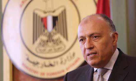 Egypt's foreign minister phones Lebanese PM on escalation in