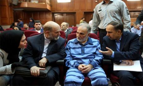 Ex-Tehran Mayor