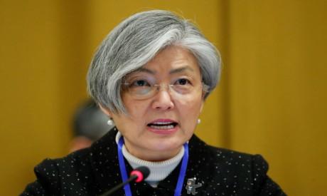 Kang Kyung-Wha, South Korea