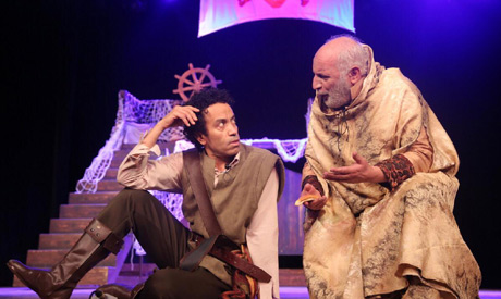 In Photos: Adaption of Voltaire's Candide opens at Egyptian National
