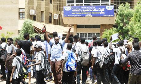 Disrupting Sudan's accord