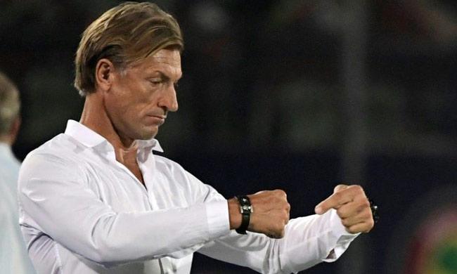 Morocco coach Herve Renard (AFP)