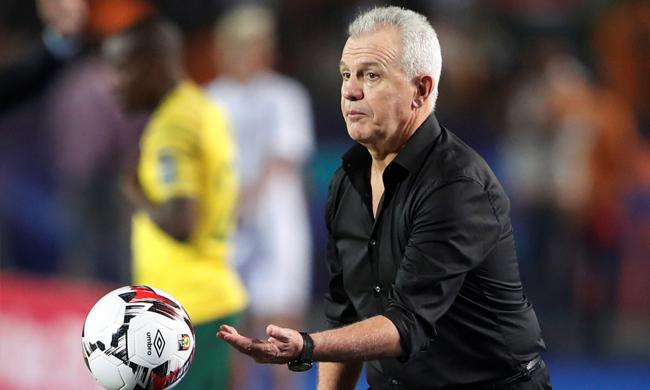 Egypt coach Javier Aguirre