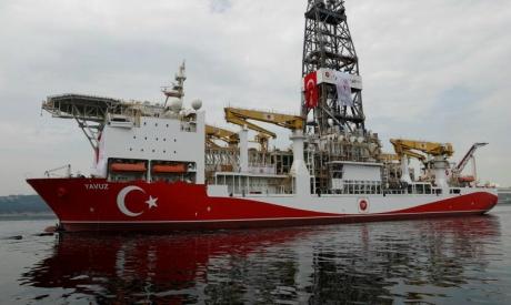 Turkish drilling vessel