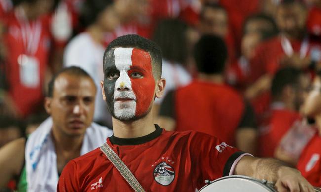 Egypt fans