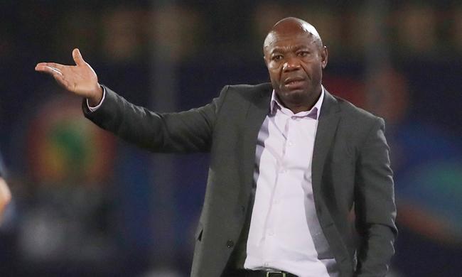 Tanzania coach Emmanuel Amunike