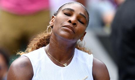 US player Serena Williams (AFP)
